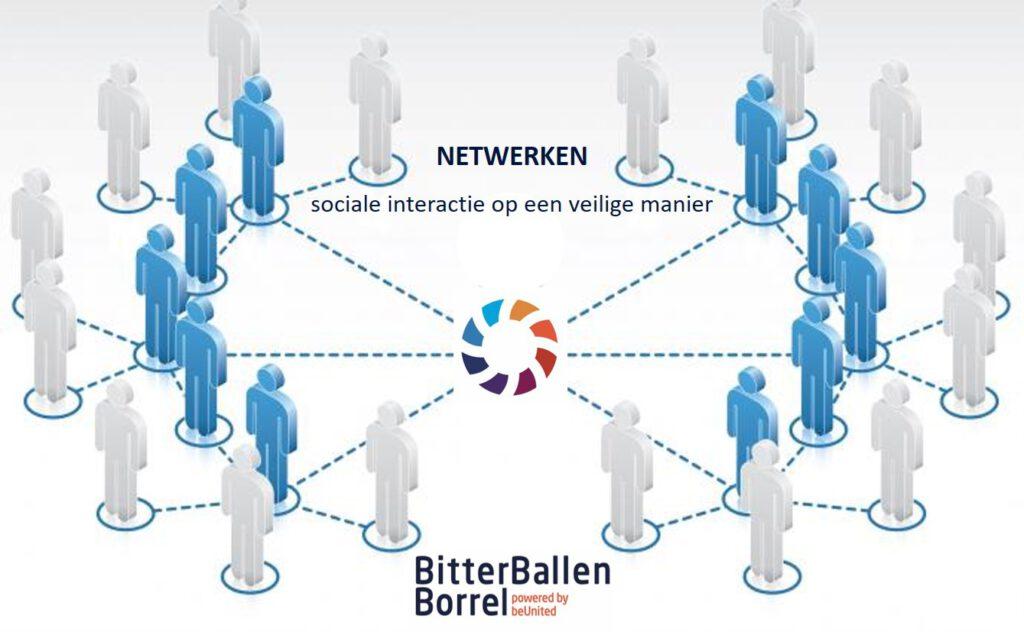 BitterBallenBorrel is Netwerken binnen de Algemene basisregels powered by beunited